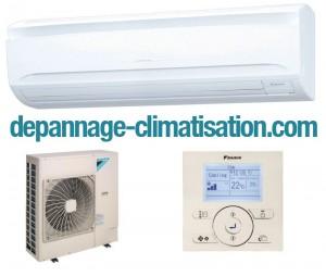 Dépannage climatisation Daikin