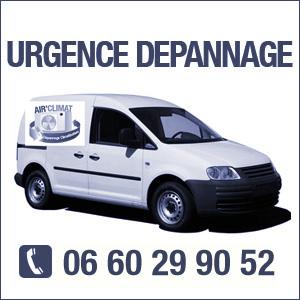 Dépannage climatisation Ile de France